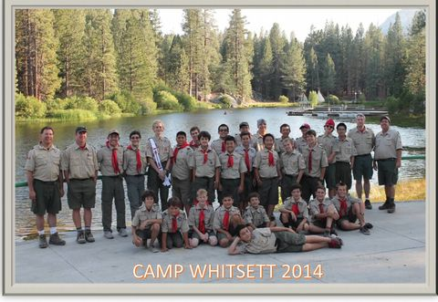Camp Whitsett 2014